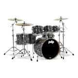 Bateria Pdp Concept Maple 7 Pz Shell Pack