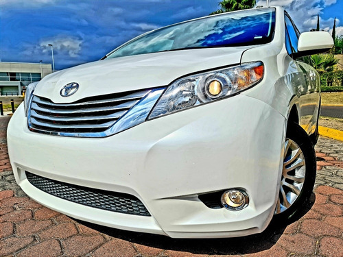 Toyota Sienna 2017 3.5 Xle At