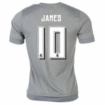 Playera Real Madrid # 10 James Niño Adulto Origin