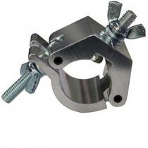 Clamp Aluminio Tipo Hamburguesa Para Tubos De 2 Pulg