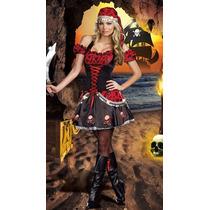 Disfraz Pirata Sexy Fiesta Halloween Anime Cosplay Table Dan