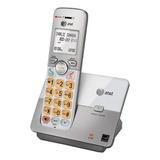 Teléfono Inalámbrico At&t El51103 Plateado