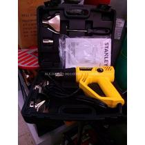 Pistola De Calor Stanley 1800watts Con Maletiny 4 Boquillas