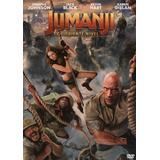 Jumanji El Siguiente Nivel The Rock Pelicula Dvd