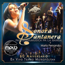 60 Aniversario En Vivo / Sonora Santanera / 2 Cd + Dvd