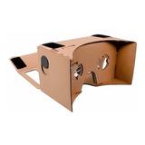 Visor De Cartón Google Gafas De Realidad Virtual Vr 3d