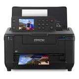Impresora A Color Fotográfica Epson Picturemate Pm-525 Con Wifi 110v/220v Negra