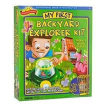 Kit Científico Explorador Backyard