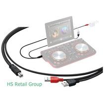 Pioneer Djc-wecai Cable Controlador Para Ddj-wego Ddj-ergo
