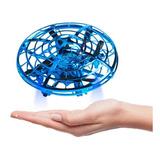 Mini Dron Helicoptero A Mano, Control Remoto Para Niños