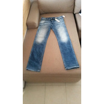 Diesel Pantalon Regular Slim W30 X L34 Original Poiak