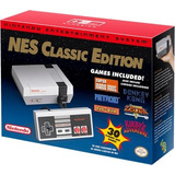 Nintendo Nes Classic Mini Consola Classics Edition Nueva