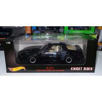 1:18 Kitt Auto Increible Pontiac Firebird Hot Wheels Heritag