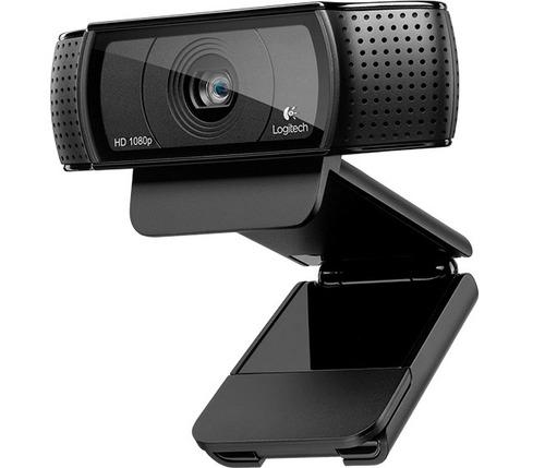 Camara Web Logitech C920 Full Hd Pro (2 Piezas)