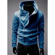 Chamarra Hoodie Estilo Assassins Creed Japonesa Slim Fit