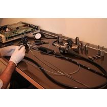 Endoscopios Procesadores. Mantenimiento Profecional.