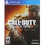 Call Of Duty: Black Ops Iii - Hardened - Playstation 4 -  Bk