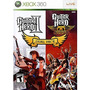 Guitar Hero 2 + Aerosmith Dual Pack Nuevo Xbox 360