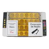 Incubadora 24 Huevos,manual En Español.mini Ovoscopio Gratis