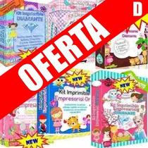 Kit Imprimible Mega Empresarial Todos En Uno Envio Gratis D