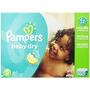 Pampers Baby Dry Pañales Economía Paquete Más El Tamaño De 5