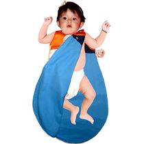 Costalito Bebe Bolsa Saco Dormir Pasear Cobertor Bag