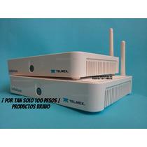 Modem Telmex $100 Pesos Modelo Thomson Tg585v8 Wireless