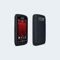 Verizon Silicona Cubierta Para Blackberry Rim Antorcha 9850
