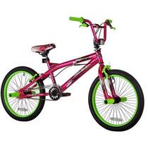 Bicicleta 20 Girls 8 A 14 Años Kent Trouble Bmx