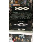Acordeon Farinelli Negro 34 Botones 12 Bajos 3 Registro Fa +