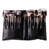 Set De 34 Brochas De Maquillaje Mf Cosmetics Kbc034