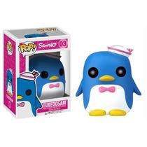 Funko Pop Tuxedosam Sanrio Hello Kitty Pingüino Vinyl