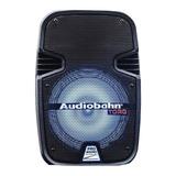 Bafle O Boc. De 8  Amplificado Con Pila Recargable Audiobahn