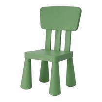 Silla Infantil Ikea Mammut Niño Sillita Plástico Resistente