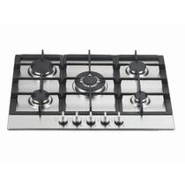Parrilla De Gas Cocina 70cm 5 Quemadores Eb Técnica Eb-480a