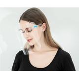 Careta Protectora Facial Lentes Certificado 1pz