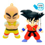 Memorias Usb 8gb Figuras Krilin Goku Nuevas Dragon Ball