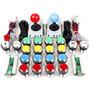 Inicia Eg 2 Player Classic Arcade Concurso De Bricolaje Kits