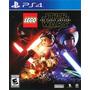Lego Star Wars The Force Awakens (nuevo Y Sellado) - Ps4