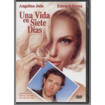 Dvd Una Vida En Siete Dias Angelina Jolie Edward Burns