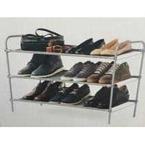 Mainstays Estante De 3 Niveles Para Zapatos Nuevos Original