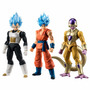 Bandai Shokugan Shodo 2 Dragon Ball Z Set Dam / Preventa