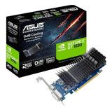 Tarjeta Gráfica Nvidia Asus Geforce Gtx 10 Series Gt 1030 Gt1030-2g-csm 2gb