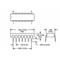 Nte849 Circuito Integrado Tv Horizontal / Vertical Cuenta At