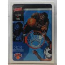 2000-01 Upper Deck Victory #140 Patrick Ewing Knicks