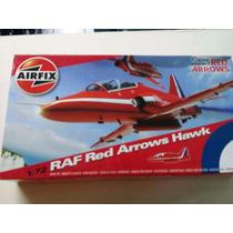 Raf Red Arrows Bae Hawk Arfix Escala 1/72