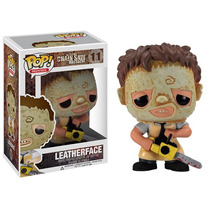 Funko Pop Leather Face Masacre En Texas Original Nuevo Vinyl