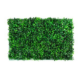 Follaje Artificial Muro Verde Jardin Plantas 60x40 Past01