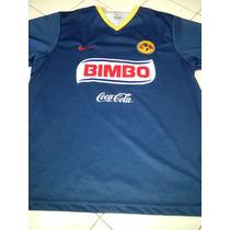 Club América, Salvador Cabañas, Jersey De Visita, Xl