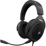Audifonos Diadema Gamer Corsair Pc Xbox One Ps4 Nintendo Headset Celuares Microfono Jack 3.5mm Comodos Resistentes